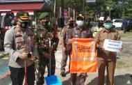 Demi Keselamatan Masyarakat, Tim Gabungan Mulai Tegakan Perbup Nomor 26 Tahun 2020