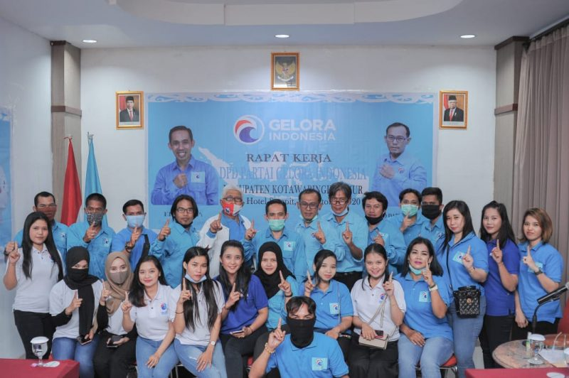 Gelora Indonesia Siap Berjuang Menangkan HARATI