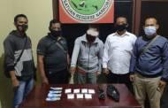 Sita 680 Butir Koplo, Polisi Amankan Terduga Pengedar di Mendawai