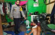 Dibantu Warga, Polisi Tangkap Pelaku Penusuk Anto Klahar