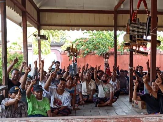 Warga Kampung Bali Sepakat Dukung HARATI