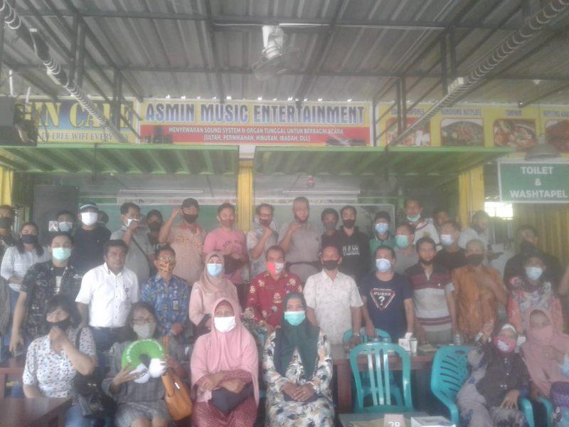 Pedagang Kuliner Tunggal Sangomang Sepakat Berlakukan Pajak Restoran