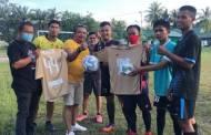 SIWO PWI Kalteng Peduli Sepak Bola Lokal Kota Palangka Raya