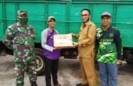 Peduli Sesama, Relawan Katingan Didistribusikan Bantuan ke Kalsel