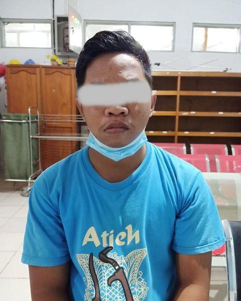 Tak Berkutik, Pelaku Jambret Ditangkap di Rumahnya