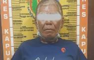 Miliki 0,26 Gram Sabu, Kakek Ditangkap Polisi