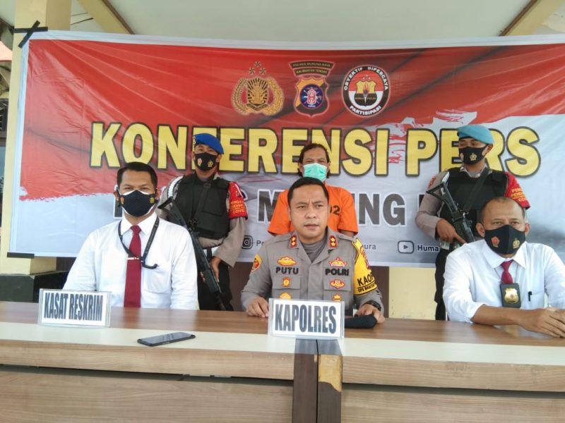 Diduga Korupsi Rp209 Juta, Mantan Kasubag Keuangan PDAM Mura Diamankan Polisi