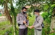 Polisi Terus Sosialisasikan Larangan Membakar Hutan dan Lahan