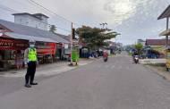 Satlantas Polres Seruyan Sosialisasikan Tertib Berlalu Lintas