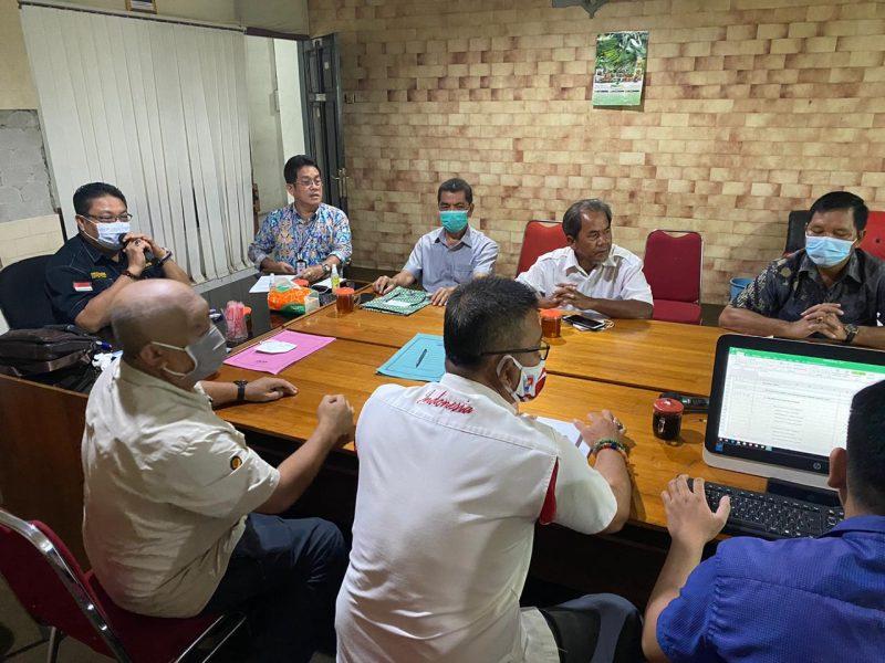 Hadapi PON di Papua, KONI Kalteng Bentuk Satgas