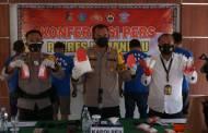 Polisi Ungkap Sindikat Lintas Provinsi,  1 Kg Sabu Senilai Rp3 Miliar Diamankan