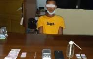 Hendak Ditangkap Polisi, Pemilik Sabu Lompat Jendela