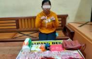 Diduga Pengedar, Polisi Amankan Perempuan Pemilik  10,12 Gram Sabu