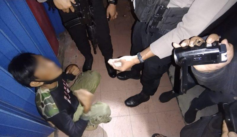 Mabuk dan Ngelem, Sembilan Orang Diamankan Polisi