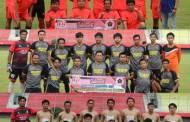 Peringati HPN, SIWO PWI Kalteng Gelar Silaturahim Sepak Bola