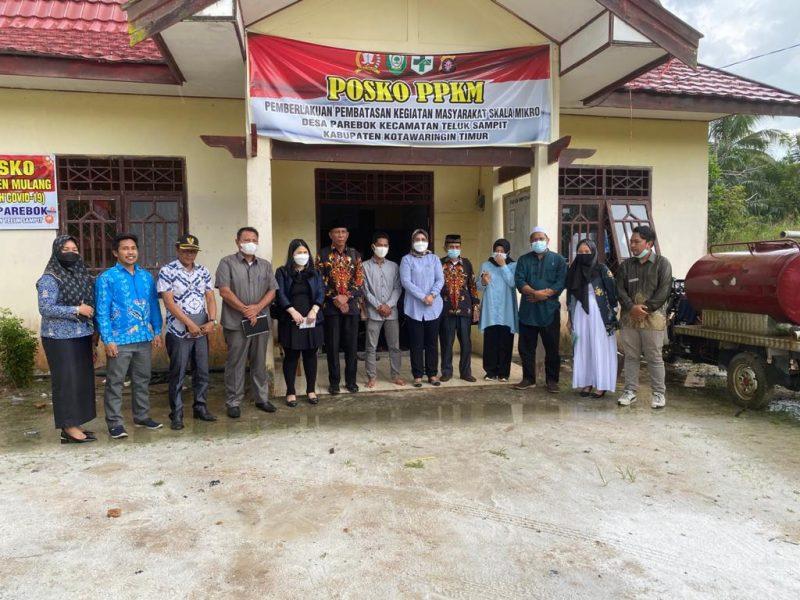 Dua Desa di Dapil III Usulkan Peningkatan Jalan Usaha Tani