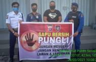 Satpolairud Sasar Wilayah Dermaga untuk Cegah Pungli