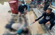 Duel di Lanting Sedot Berujung Maut, Satu Orang Tewas Tenggelam