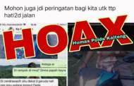 Sebar Hoax Jadi Korban Begal, Gegara Takut Usai Gadaikan BPKB Motor Isteri