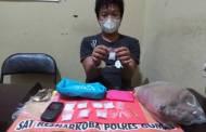 Gerebek Pengedar Narkoba di Tewah, Polisi Amankan 41,46 Gram Sabu