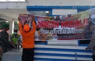 Sosialisasi Peniadaan Mudik, Polres Sukamara Gelar Deklarasi Bersama