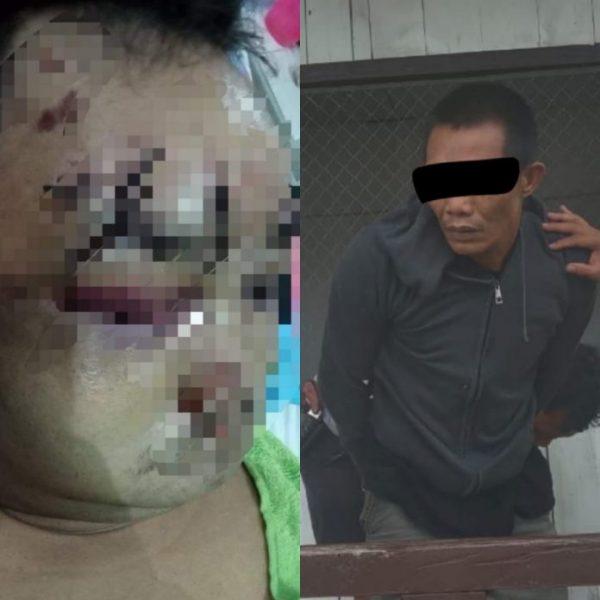 Polisi Ringkus Pelaku Penganiayaan di Desa Lahei Mangkutub