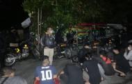 Pesta Miras dan Ribut di Jalan Anggrek, Delapan Pemuda Diangkut Polisi
