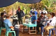 Sekolah Terbakar, Bupati Pastikan Kegiatan Belajar di SDN Tumbang Tabulus Tetap Jalan
