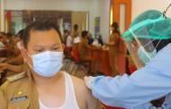 Vaksinasi Covid-19 di Kabupaten Mura Baru Capai 5,3 Persen