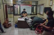 Resahkan Warga, Pelaku Pencurian Ditangkap di Depan Masjid