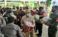 Kapolda Kalteng Pantau Langsung Vaksinasi Massal di Kabupaten Murung Raya