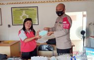 Bripka Risha Arif Yusuf Ingatkan Warga untuk Disiplin Terapkan Prokes