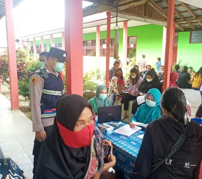 Belajar Tatap Muka di Kabupaten Barito Selatan Mulai Dilaksanakan
