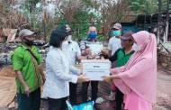Ringankan Beban, DPRD Beri Bantuan Korban Kebakaran