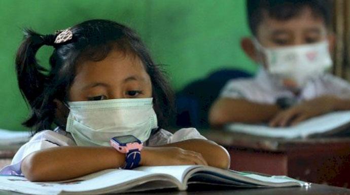 Wilayah Pelosok Kalteng Banyak Siswa Tidak Melaksanakan Aktivitas Belajar