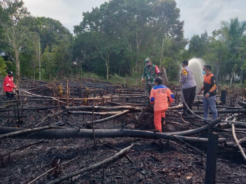 Kebakaran Lahan Mulai Terjadi di Kabupaten Katingan