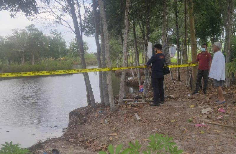 Dua Bocah Tewas Tenggelam di Kolam Desa Hampalit