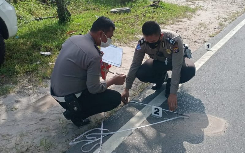 Diduga Korban Tabrak Lari, Pejalan Kaki Tewas di Jalan Mahir Mahar