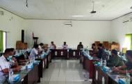 Wabup Pimpin Rapat Bahas Pilkades Serentak dan Perkembangan Covid-19