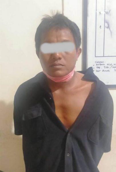 Polisi Ungkap Kasus Pembunuhan Perempuan di Desa Hampalit, Ini Motifnya