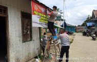 Dari Tenda, Posko PPKM Desa Panuut Pindah ke Rumah Singgah