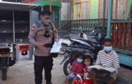 Di tengah Pandemi, Motor Bajaka Presisi Tingkatkan Literasi Anak Desa