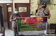 Bripka Risha Arif Yusuf Ajak Aparatur Pemerintah Cegah Karhutla