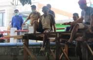 Pemasangan Pompa Air di Sungai Bengaris Segera Rampung