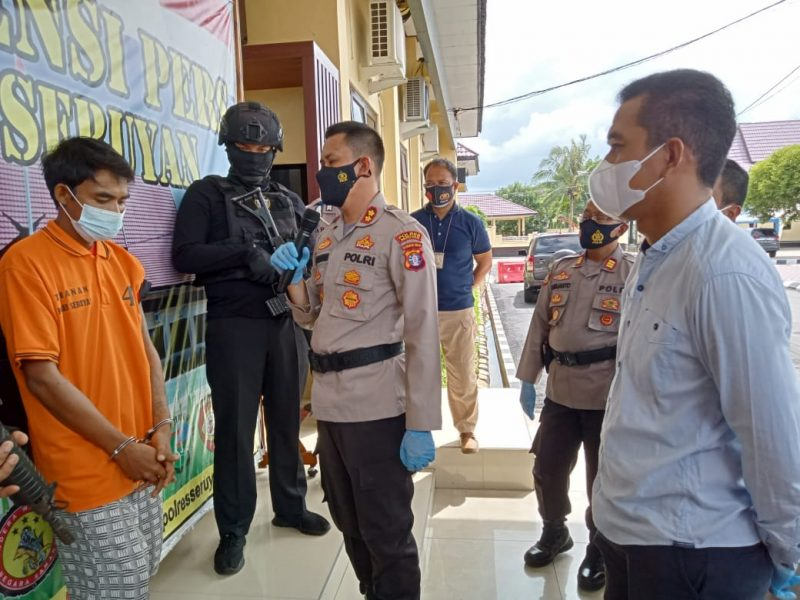 DPO Kasus Pengeroyokan Anggota Polisi Berhasil Ditangkap