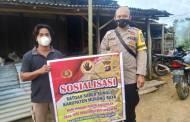Bripka Risha Arif Yusuf Imbau Masyarakat untuk Cegah Praktik Pungli