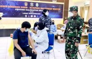TNI AL Lanal Banjarmasin Kembali Gelar Sevak Covid 19