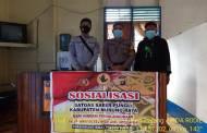 Aipda Rodie Sosialisasikan Perpres Saber Pungli